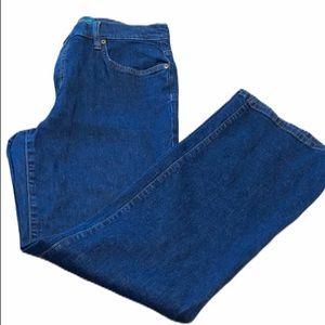 Lauren Ralph Lauren Classic Boot Cut Jeans